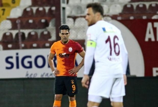 Falcao es convocado con Galatasaray / Foto AFP