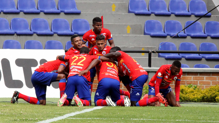 Pasto ganó 1-0 contra Quindío