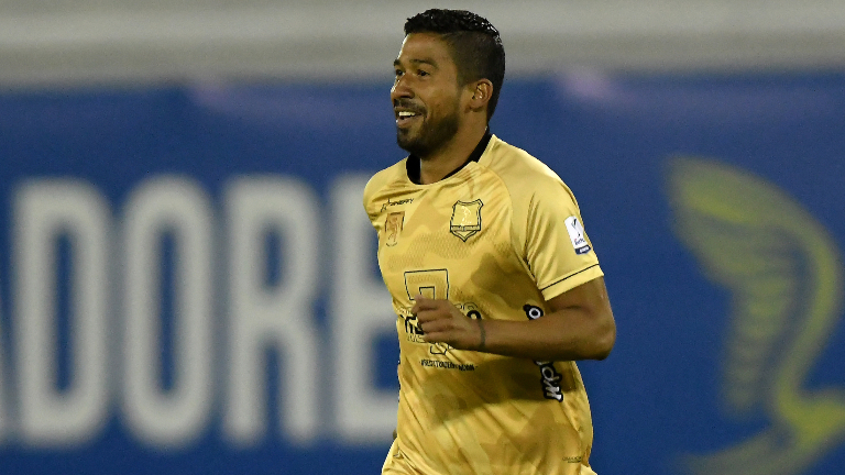 Águilas Doradas venció 1-0 a Alianza Petrolera. Foto: VizzorImage / Luis Benavides