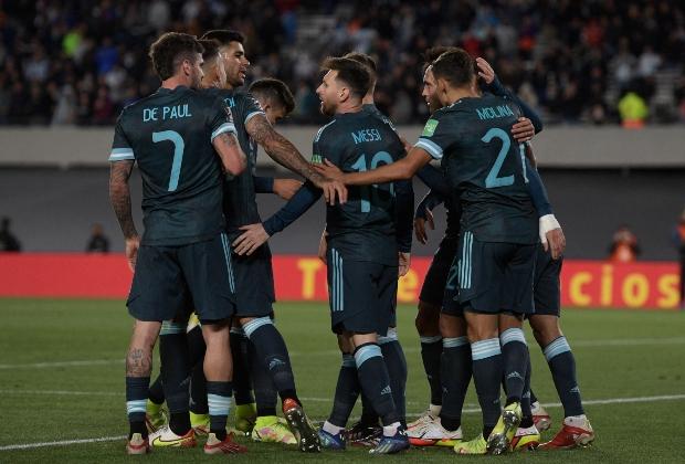 Lautaro Martínez marcó el gol del triunfo / AFP