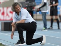 Alberto Gamero, técnico de Millonarios. / Foto: Foto: VizzorImage - Gabriel Aponte