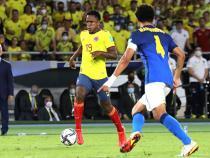 Colombia y Brasil empataron sin goles / VizzorImage