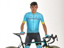 Conoce aquí a los 11 colombianos que participarán en la Vuelta a Burgos