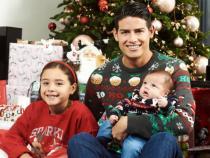 Mira aquí cómo celebraron la Navidad algunos deportistas colombianos