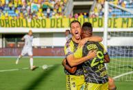 Alianza ganó 2-0 contra Bucaramanga / Foto VizzorImage