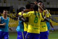 Real Cartagena venció 3-1 a Barranquilla. Foto: VizzorImage / Javier Garcia